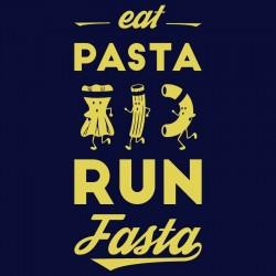 t-shirt running fun et original -